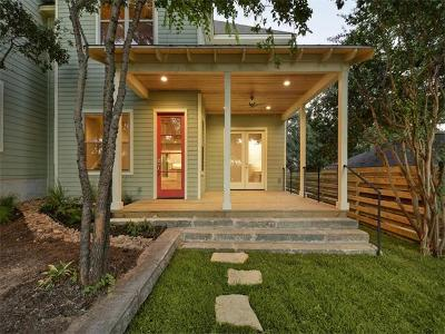 Austin Condo/Townhouse For Sale: 615 Theresa Ave #B