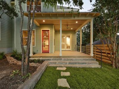 Austin TX Condo/Townhouse For Sale: $820,000
