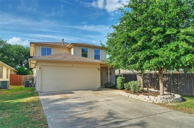 Austin Single Family Home For Sale: 312 Celery Loop