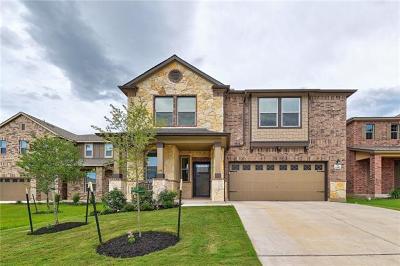 Austin Single Family Home For Sale: 12417 Calibri Ln