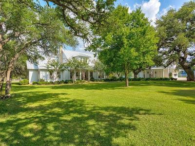 Driftwood Single Family Home Pending - Taking Backups: 171 Cypress Springs Dr