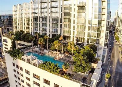 Condo/Townhouse For Sale: 360 Nueces St #2505