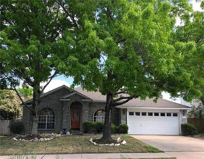 Pflugerville TX Single Family Home For Sale: $279,000