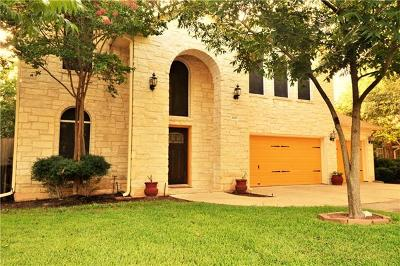 Cedar Park Single Family Home For Sale: 100 S Prize Oaks Dr