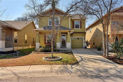 Single Family Home For Sale: 2517 Lightfoot Trl