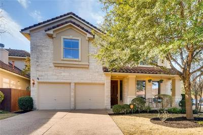 Travis County Single Family Home Pending - Taking Backups: 6217 Tasajillo Trl