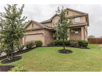 Single Family Home For Sale: 708 Cortona Cv