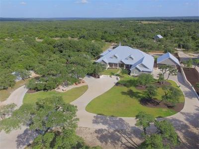 Dripping Springs Single Family Home For Sale: 770 Spanish Oak Trl