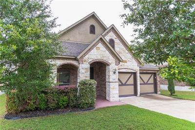 Pflugerville Single Family Home For Sale: 20901 Huckabee Bnd