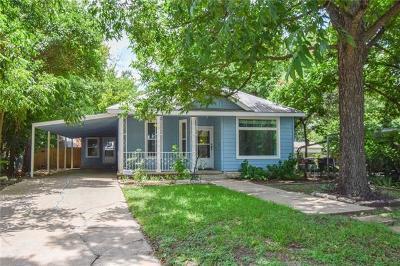 Single Family Home For Sale: 1303 Georgian St