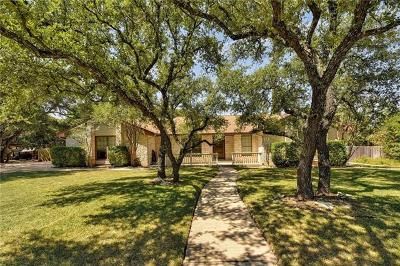 Hays County, Travis County, Williamson County Single Family Home For Sale: 3006 Elm Trl