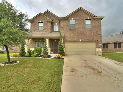 Pflugerville Single Family Home For Sale: 4604 Rolling Water Dr