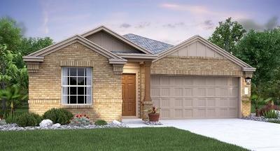 Georgetown Single Family Home For Sale: 1308 Nokota Bend