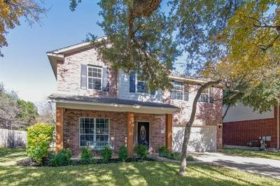 Round Rock Single Family Home Pending - Taking Backups: 2000 Creek Ledge Pl