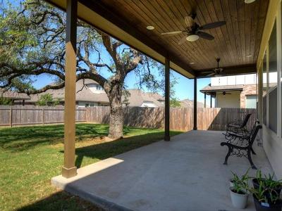 Leander Single Family Home For Sale: 3001 Rio Verde Dr