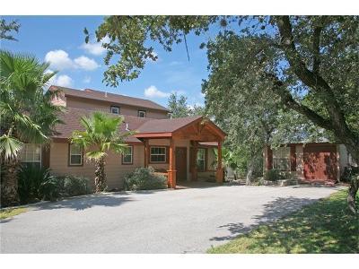 Volente Single Family Home For Sale: 8012 Bernard St