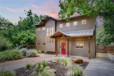 Hays County, Travis County, Williamson County Single Family Home For Sale: 2426 Euclid Ave