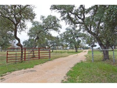 Farm For Sale: 1006 Lee Rd