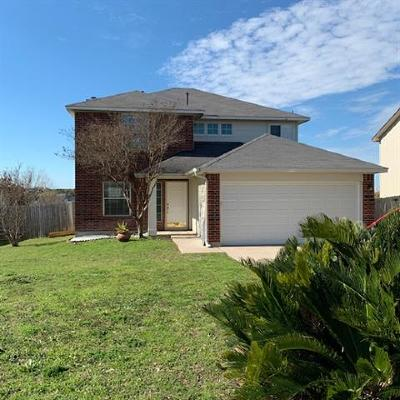 Hutto Single Family Home Pending - Taking Backups: 113 Saint Marys Dr