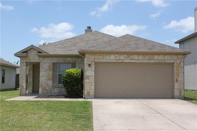 Manor Single Family Home Pending - Taking Backups: 13408 Mizzen St