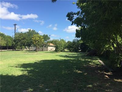 Residential Lots & Land For Sale: 505 W 6th St
