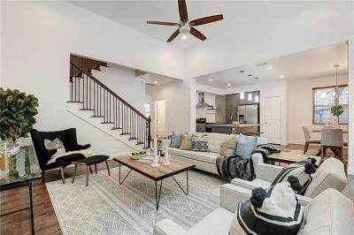 Austin Single Family Home For Sale: 1505 Rockdale Cir #A