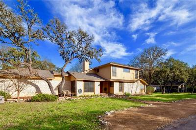 Wimberley Single Family Home For Sale: 15 Stonehouse Cir