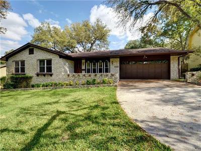 Austin Single Family Home For Sale: 7201 Sungate Dr