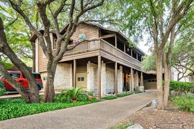 Austin Single Family Home For Sale: 2607 Trailside Dr N #1