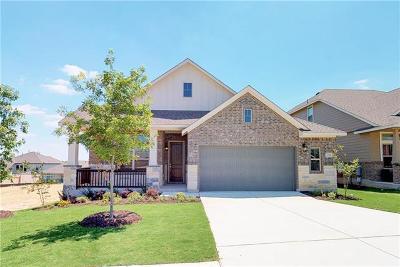 Buda Single Family Home For Sale: 232 Lacy Oak Dr