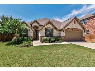 Round Rock Single Family Home Pending - Taking Backups: 4001 Mason Cv