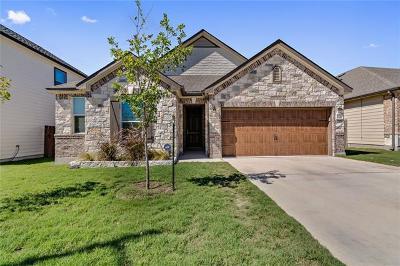 Austin Single Family Home For Sale: 7117 Ondantra Bnd