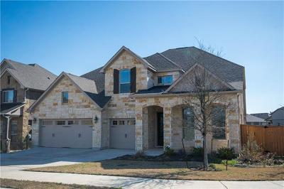 Georgetown Single Family Home For Sale: 560 Blue Agave Ln