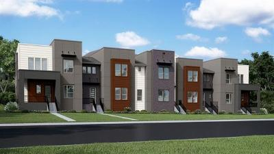 Condo/Townhouse For Sale: 4533 Berkman Dr
