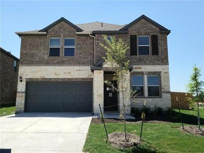 Leander Single Family Home For Sale: 548 Whitney Trl