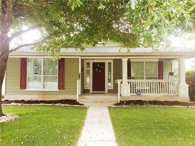 Kyle Single Family Home Pending - Taking Backups: 254 Strawn