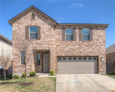 Austin Single Family Home For Sale: 1516 Arial Dr