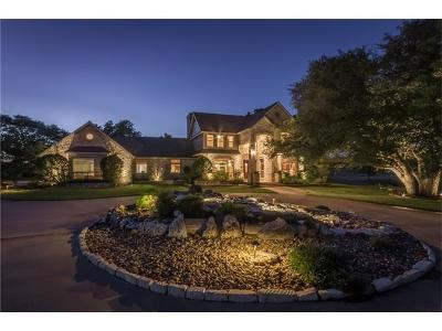Williamson County Single Family Home For Sale: 400 Shell Stone Trl
