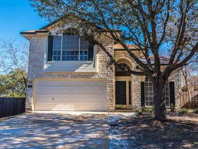 Austin Single Family Home For Sale: 8409 Dempsey Ln