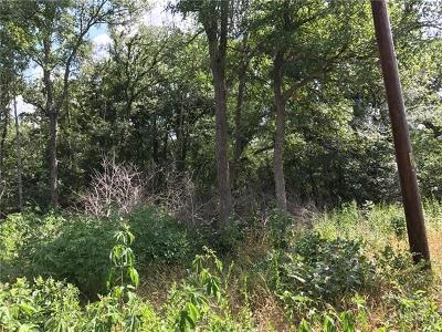 Manor Residential Lots & Land For Sale: Tract 2 Trappers Trl