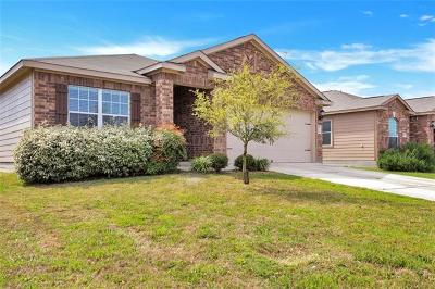 Jarrell Single Family Home For Sale: 404 Sapphire Ln