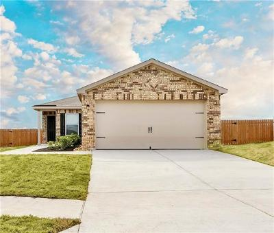 Liberty Hill Single Family Home For Sale: 148 Proclamation Ave