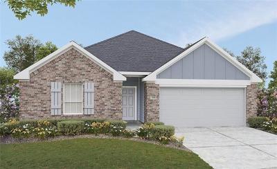 Pflugerville Single Family Home For Sale: 17304 Casanova Ave
