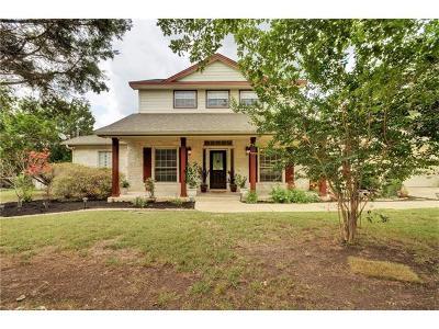 Austin Single Family Home Pending - Taking Backups: 13245 Fieldstone Loop