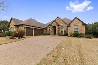 Leander Single Family Home Active Contingent: 710 Overlook Bnd