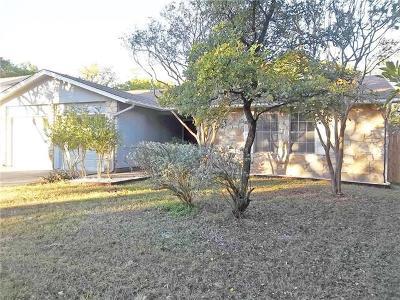 Single Family Home For Sale: 11902 Stout Oak Trl