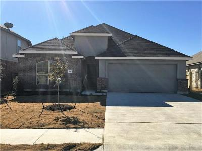 Leander Single Family Home For Sale: 140 Pine Island Ln