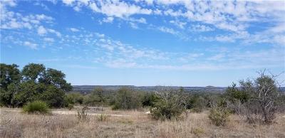Blanco Residential Lots & Land For Sale: 1051 Lipan Apache Run