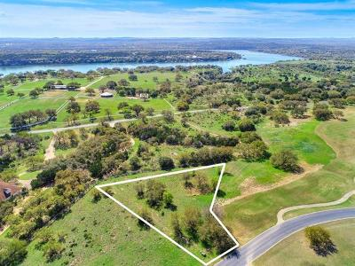 Spicewood Residential Lots & Land For Sale: 3009 Stableford Cv