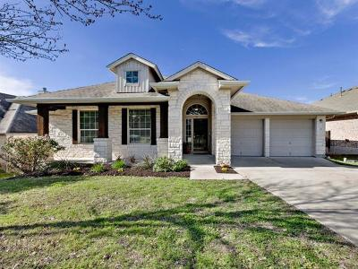 Austin Single Family Home For Sale: 215 Lexington Dr